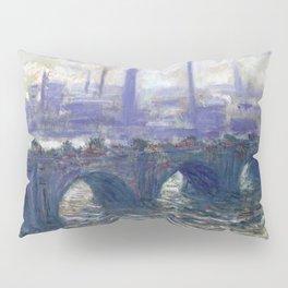 Monet Bridge Pillow Sham