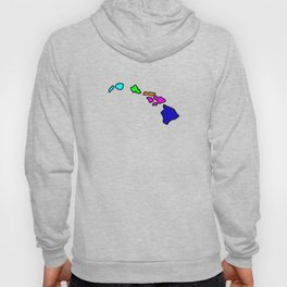 Hawaiian Islands Hoody