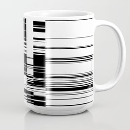Data Glitch Coffee Mug