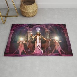 Keeper of the Flame- HEKATE Rug