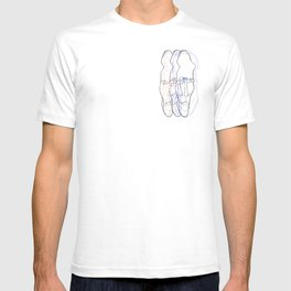 Warped in the Face T-shirt