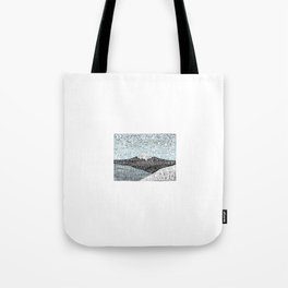 'JaPow' by Sarah King  Tote Bag