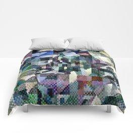 "Robert Delaunay ""Windows on the City No. 3"" Comforters"