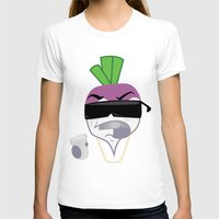 gucci T-shirts featuring Turnt Up the Turnip by Grime Lab