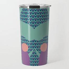 Butterfly .kompot Travel Mug