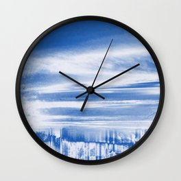 Extreme Cold Wall Clock