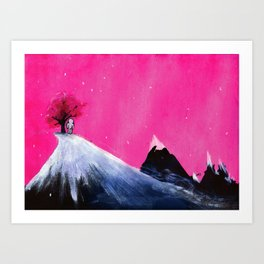 The Number One Art Print