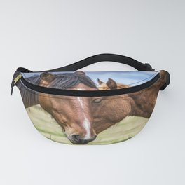Mother and son Fanny Pack