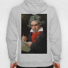 Ludwig van Beethoven (1770-1827) by Joseph Karl Stieler, 1820 Hoody