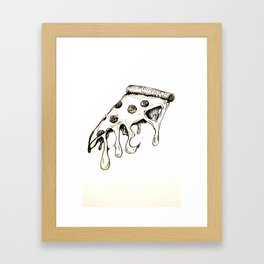 Not To Be Cheesy But Hey Framed Art Print