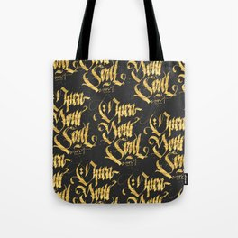 Open your soul Tote Bag