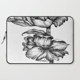 Floral Ink II Laptop Sleeve