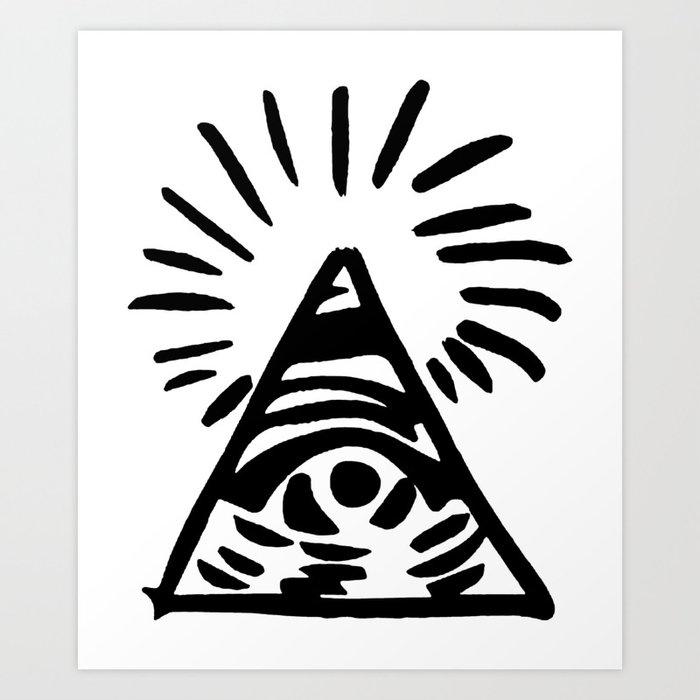 acdc2b1f976e1 Chloe Price Illuminati tank top life is strange cosplay Illuminati all  seeing eye design Racerback Art Print