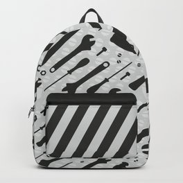 Tools Pattern Backpack