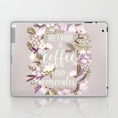 Coffee & Concealer – Spring Palette Laptop & iPad Skin
