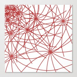 Wheeling Canvas Print