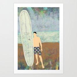 Brady  Art Print
