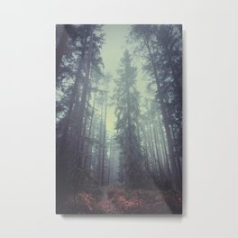 The magic trails Metal Print