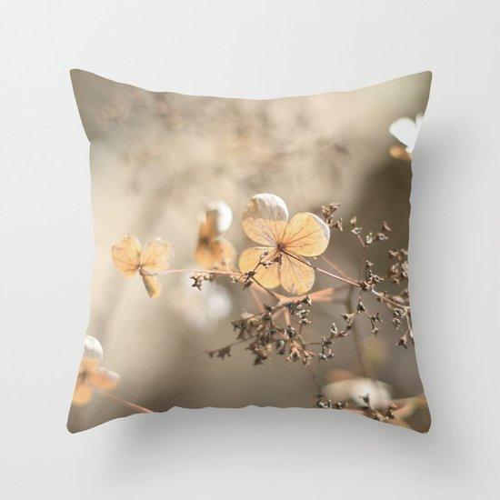 still beautiful °3 Throw Pillow