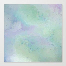 Lacuna Watercolour Sky Canvas Print
