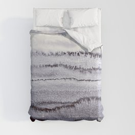 WITHIN THE TIDES WINTER DAYS by Monika Strigel Comforters