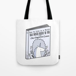 Magical Life Lessons Tote Bag