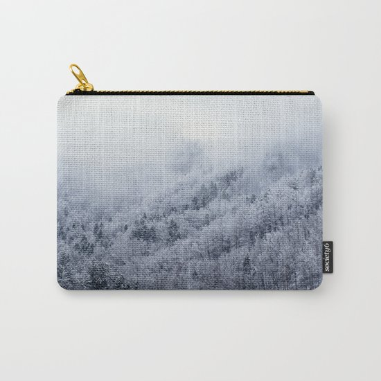 Winter Cometh Carry-All Pouch