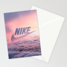 Just Do It (Cloud Edit) Stationery Cards