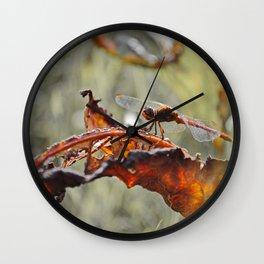 Mimicry Wall Clock