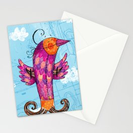 BirdFish Stationery Cards