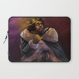 The King J Cole Laptop Sleeve