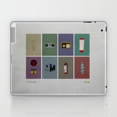Fringe (colors) Laptop & iPad Skin