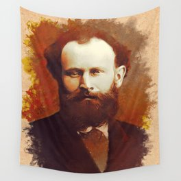 Edouard Manet, Artist Wall Tapestry