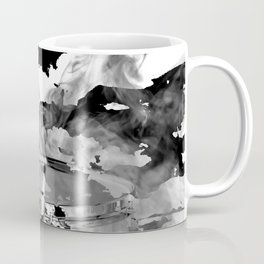 DRUM SMOKE Coffee Mug