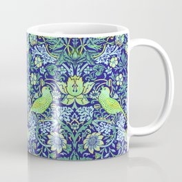 "William Morris ""Strawberry Thief"" 6. Coffee Mug"
