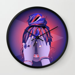 Your Mind Palace Wall Clock