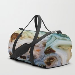 THE BEAUTY OF MINERALS Duffle Bag