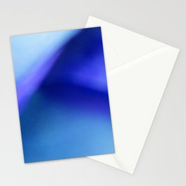 Blue Atmospheric Layers Stationery Cards