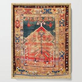 Konya Central Anatolian Niche Rug Print Serving Tray