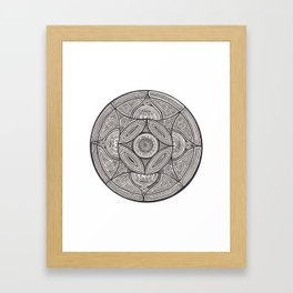 Adventureopolis Framed Art Print