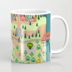 Animal Crossing (どうぶつの 森) Mug