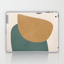 Abstract Minimal Shapes III Laptop & iPad Skin