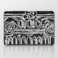 tool iPad Cases featuring Architect's Tool Kit by Fiorella Modolo
