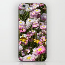 Flowers Everywhere!  iPhone Skin