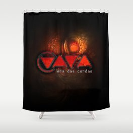 "Vaca - MP: ""Vaca - Era das Cordas"" Shower Curtain"
