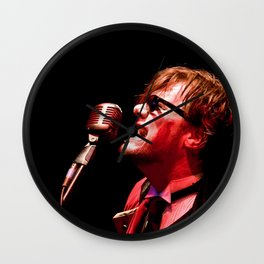 The Mission Creeps Wall Clock