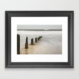 Brancaster Bay Framed Art Print