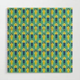 Digital Love (Patterns Please) Wood Wall Art
