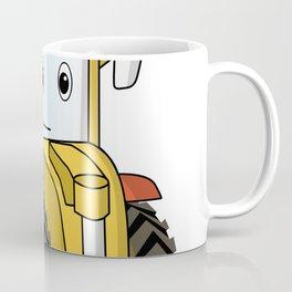 truck toy kids wheeler gift idea Coffee Mug
