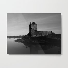 Dunguaire Castle I Metal Print